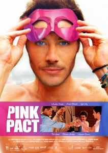 "DVD-Cover ""Pink Pact"" von pro-fun"