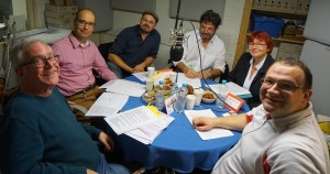 Politikerrunde bei Radio RainbowStars