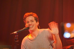 Charlie Puth live in Muenchen 2016