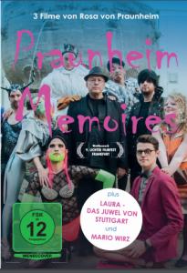 """DVD Cover """"Praunheim Memoires"""""""