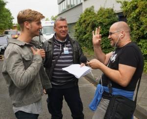 Schwule Welle Aaron Koszuta im Gespräch 1
