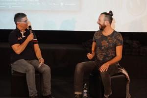 """Filmgespräch mit Regisseur Jakob M. Erwa (""""Die Mitte der Welt"""") beim Regenbogenkino der OGays in Offenburg"""