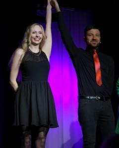 Ronja Bohrer & Nicolo Alesi    Foto: Dieter