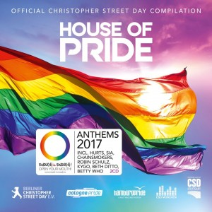 House of Pride CD Cover