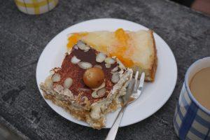 Kuchen beim Filmfest