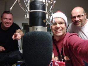 Weihnachten im Studio
