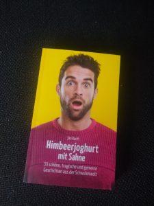 Himbeerjoghurt mit Sahne Cover