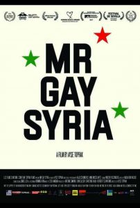 Mr. Gay Syria Filmplakat