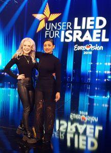 Unser Lied für Israel: S!sters
