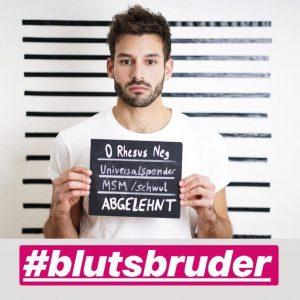 Marcel Danner (Mr. Gay Germany 2019) kämpft gegen Diskriminierung