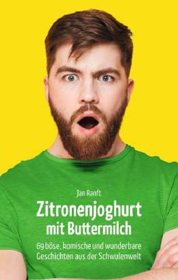 Jan Ranft - Zitronenjoghurt Cover