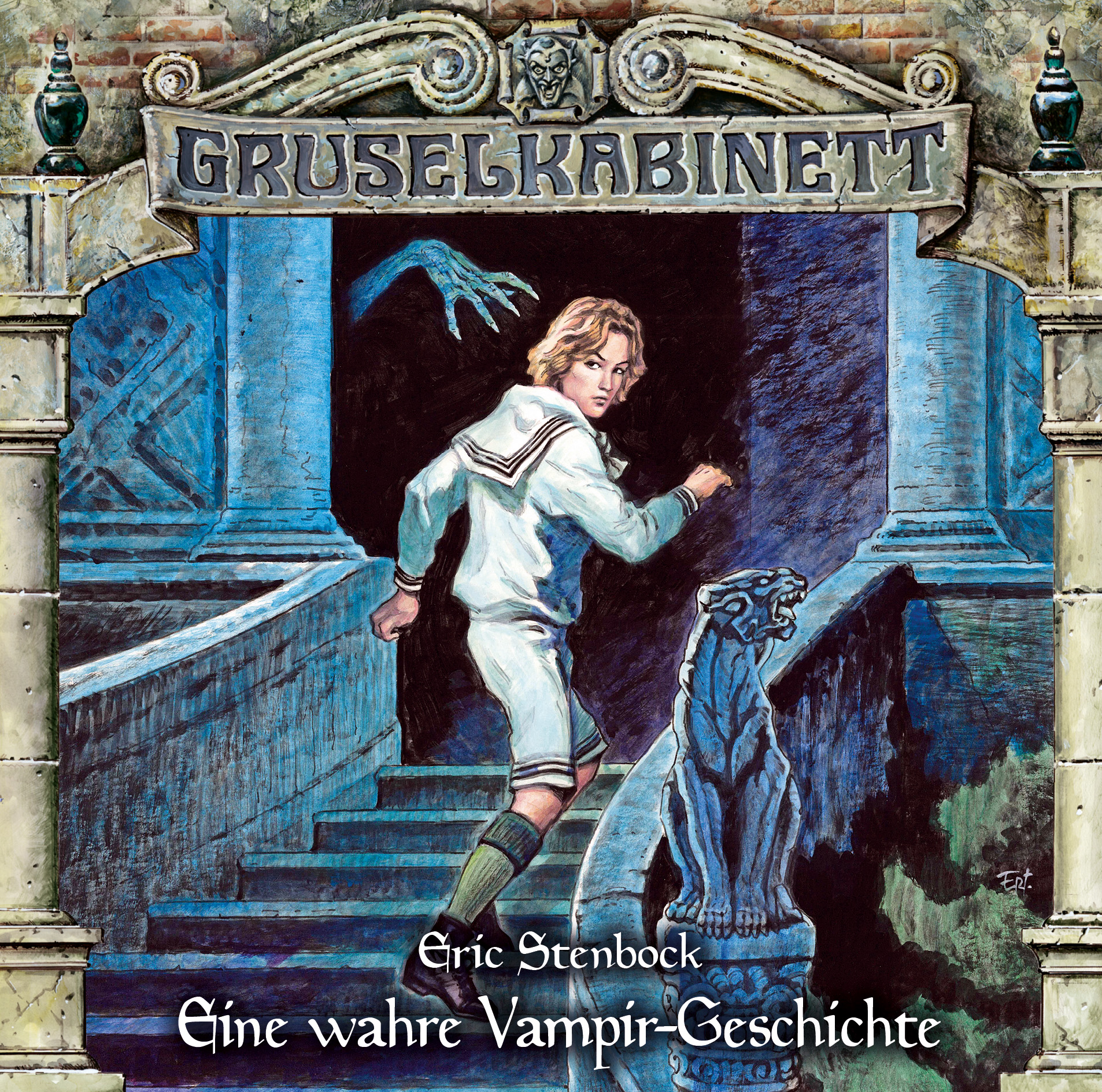 170. rgb. GK 170 Eine wahre Vampir-Geschichte | Schwule Welle